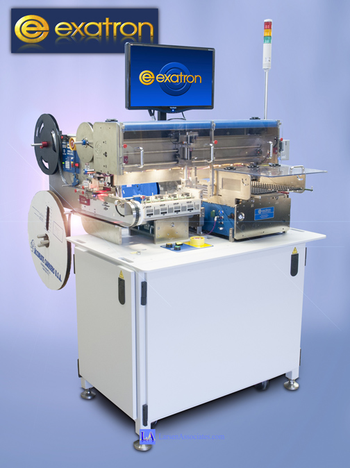 Automated Programmer Exatron Handler Xeltek, Dataman, Elnec, tape and reel bowl feeder tray magazine kitless quick change