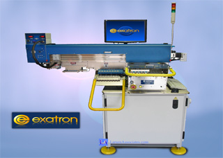 Exatron Tri-Temperature Handler Hot Col Ambient Test handlers USA