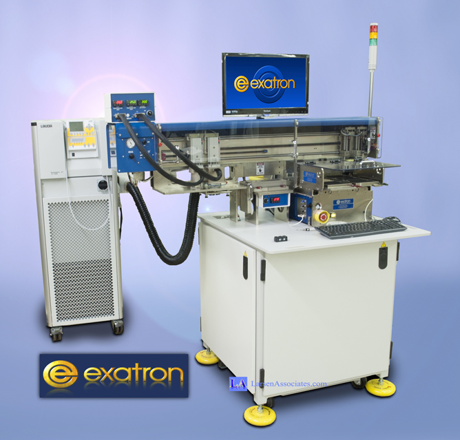 Tri-Temperature Test Handler, Tri-temp, Exatron, Hot Cold, Ambient, controlled Ambient, Temp testing, IC, MEMS, handlers