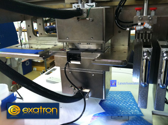 Exatron Test handlers Thermal Heads Hot Cold Ambient